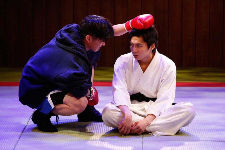 『柔道少年』東京公演より