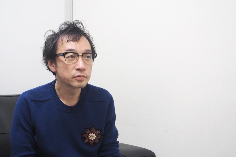 「時代は完全に変わったなというのを実感しました」と話す菊地成孔