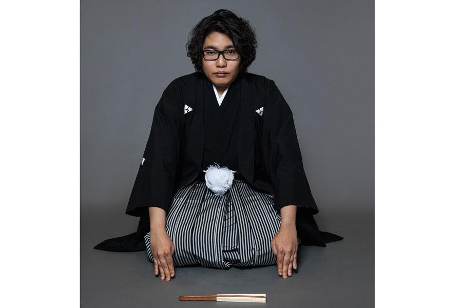 「木ノ下歌舞伎」の主宰・木ノ下裕一がナビゲーターを務める『木ノ下歌舞伎オープンラボ』。初回は2月7日に京都市左京区で開催