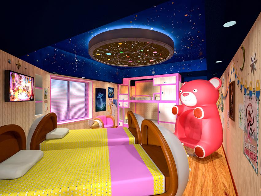 『Minions Room2』イメージ