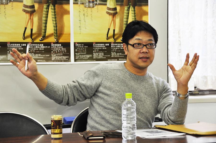 浦嶋りんことは、いしいしんじ原作の舞台『トリツカレ男』(2009年)からのつながりという土田