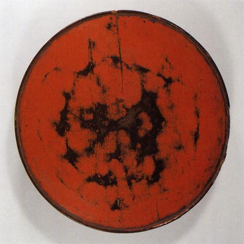 重要文化財 二月堂練行衆盤(奈良・東大寺)