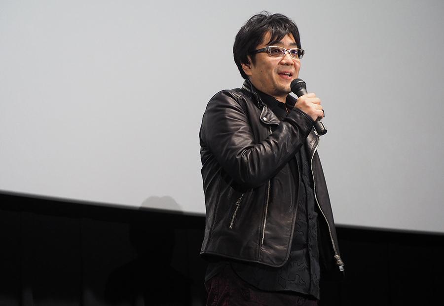 『るろうに剣心』『ミュージアム』など話題作を手掛けてきた大友啓史監督(28日・大阪市内)