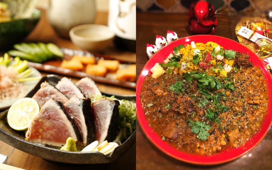 駅ナカ初出店となる「てつ鍋 カツを」(左)と「スタンドgu-te」(画像はイメージ)