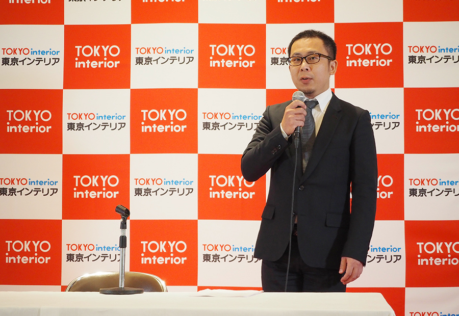 「ここ(大正区)に来ればイケアさんも、私たちもご覧いただける」と利根川隆弘常務取締役