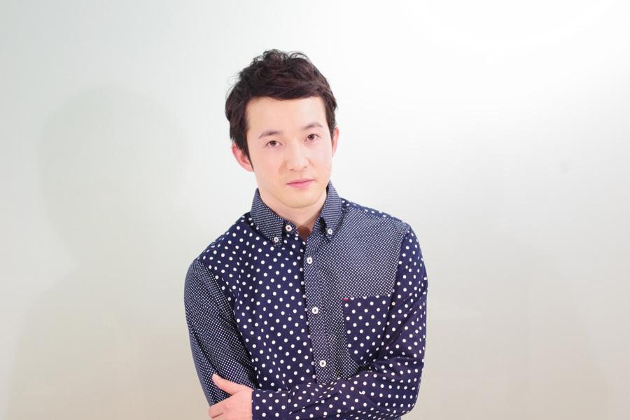 舞台『コースター』で1カ月以上にわたり全国を巡回中の俳優・浅利陽介