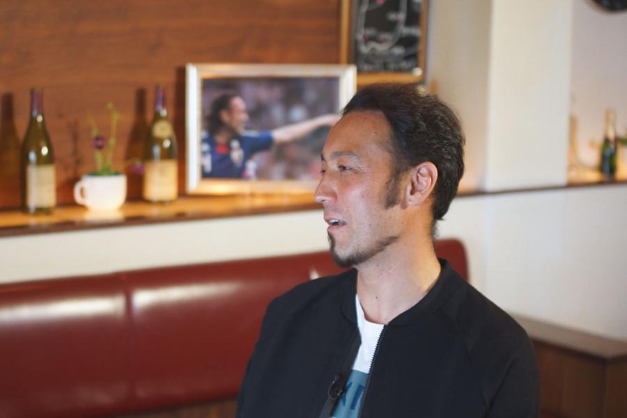 今季、J2・京都サンガに入団した田中マルクス闘莉王選手