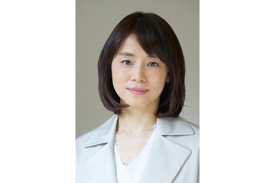 かわいすぎるアラフィフ女優・石田ゆり子