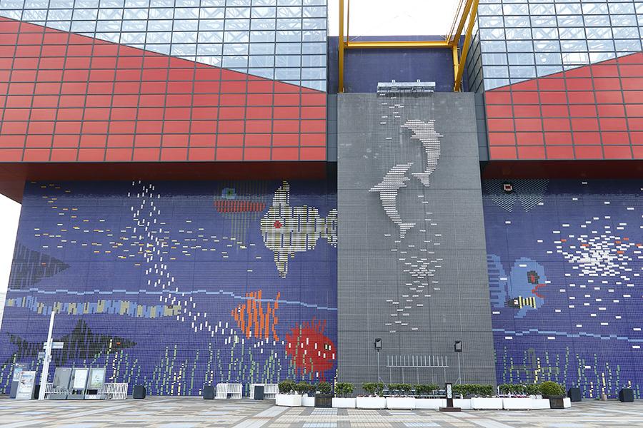 水族館初の参加型サロンを開設した「海遊館」