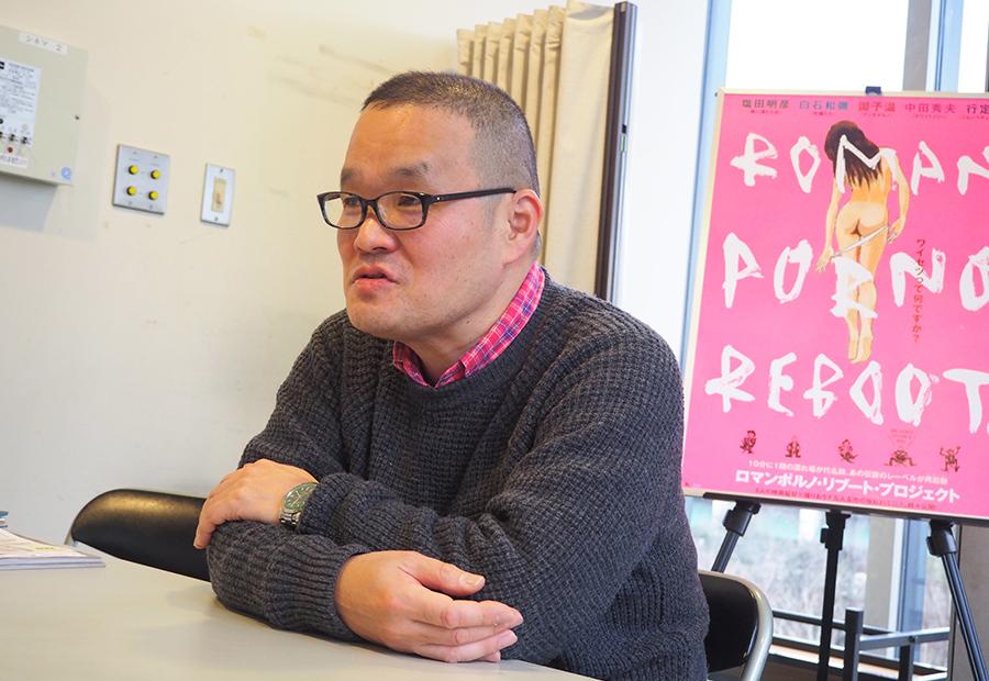 「真摯に作品を受け止める力があれば驚くことが多いです」と中田秀夫監督