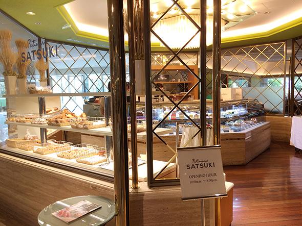 ホテルニューオータニ大阪「パティスリーSATSUKI」でトリュフ食パンを販売