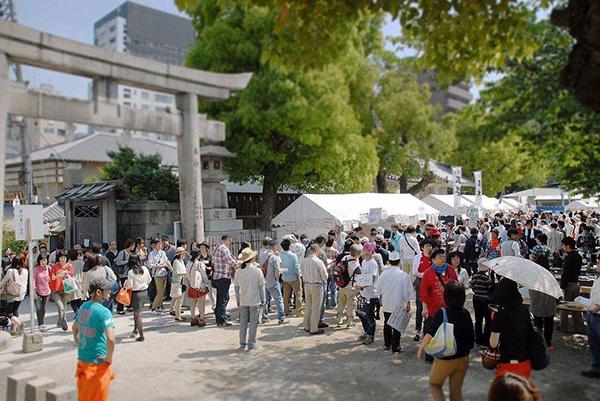 昨年開催された『上方日本酒ワールド2016』の様子