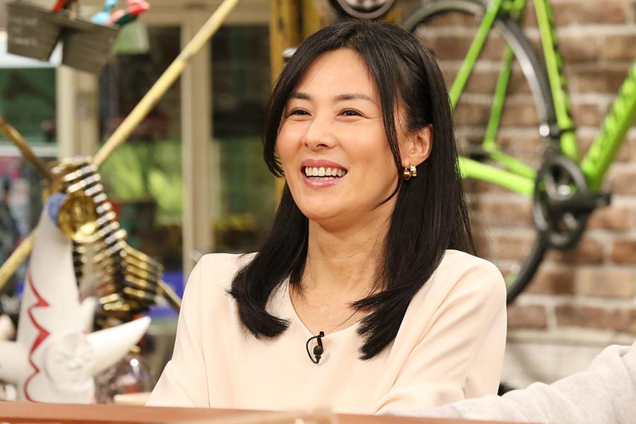 カンテレのトークバラエティ『おかべろ』にゲスト出演した井森美幸