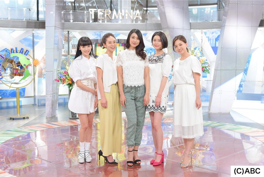 (左から)江田友莉亜、依吹怜、広瀬未花、吉倉あおい、森川侑美