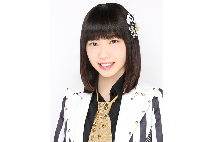 NMB48の石塚朱莉