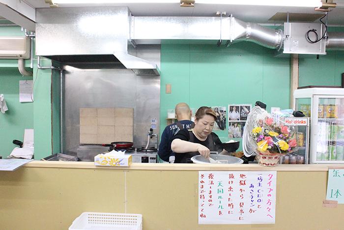 日本橋の爆食店「あさチャン」復活