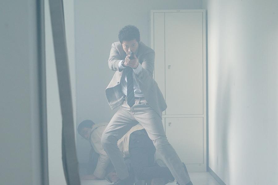 5月2日に放送されるドラマ『CRISIS 公安機動捜査隊特捜班』第4話のワンシーン