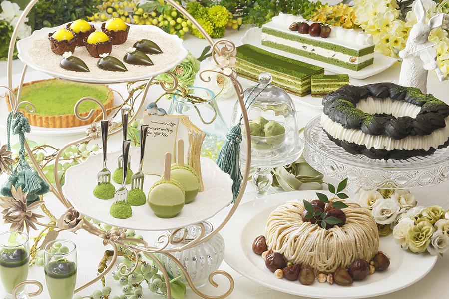 京都の老舗3社が結集して開催される『MATCHA Sweet Garden(抹茶スイートガーデン)』