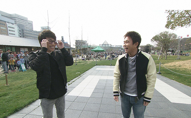 毎日放送『ごぶごぶ 春に行きたい!大阪新名所かまぼこ板スペシャル!』