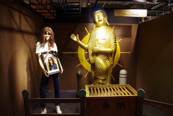 大阪「梅田ロフト」で開幕した『国宝 みうらじゅん いやげ物展』