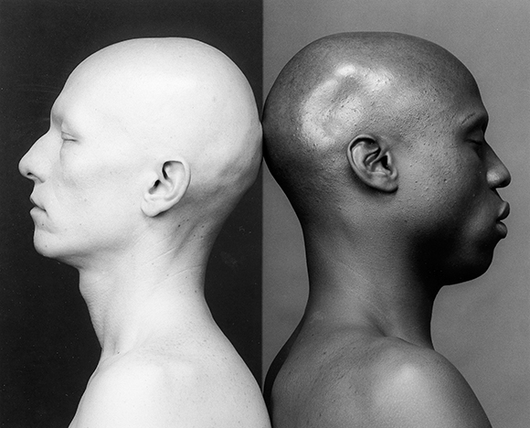 ロバート・メイプルソープ《Ken Moody and Robert Sherman》 1984年 © Robert Mapplethorpe Foundation. Used by permission.