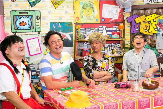 2014年にスタートした松本人志の冠番組『松本家の休日』(朝日放送)