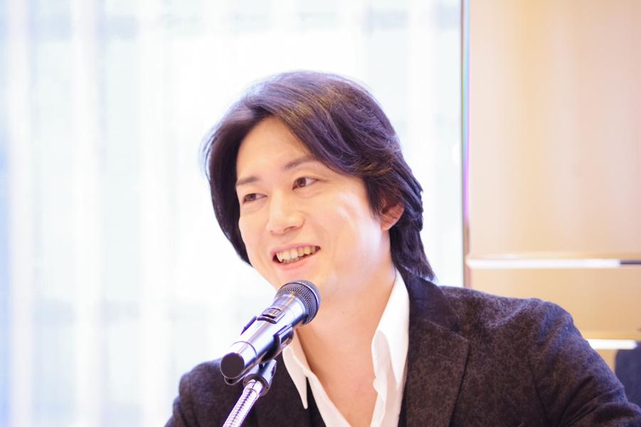 織田裕二主演のドラマ『IQ246〜華麗なる事件簿〜』で、エリート刑事を好演した宮尾俊太郎。「熊川哲也 Kバレエカンパニー」のトップダンサーを務める彼が、バレエ公演『海賊』に出演する。