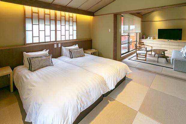 「ネスタフローラ」の宿泊コテージは、5名定員で1棟50000円〜