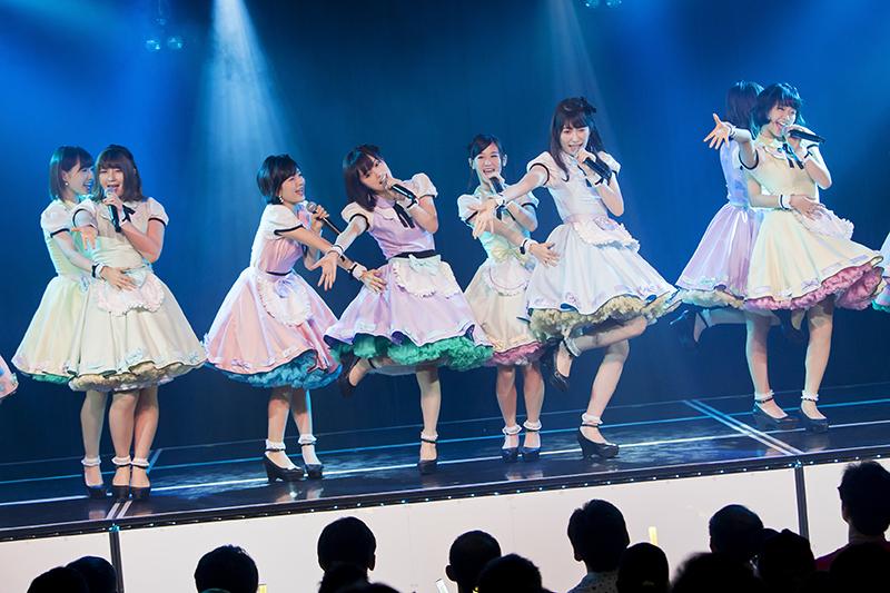 大阪・難波を拠点とするNMB48の劇場公演も配信される