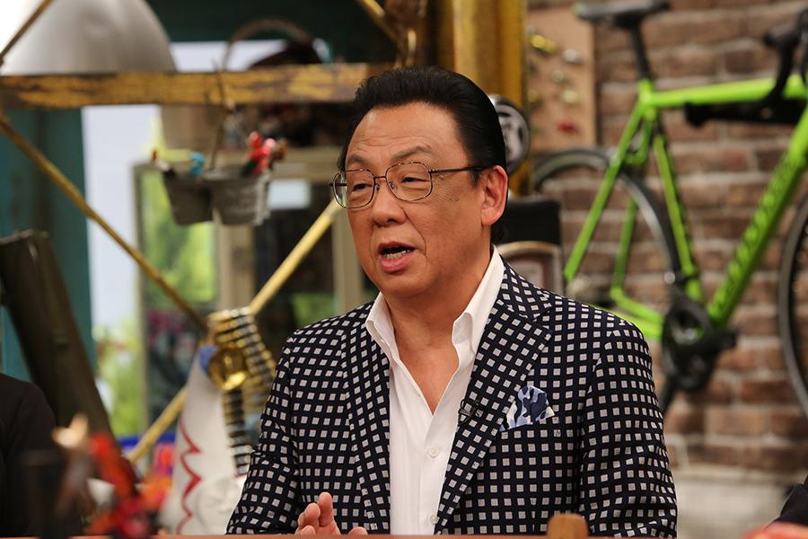 辛口のコメントがお茶の間で人気の梅沢富美男