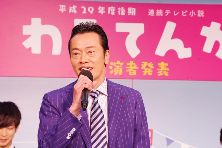 春におこなわれた会見で、「京都弁が大変なんですよ」と漏らした遠藤