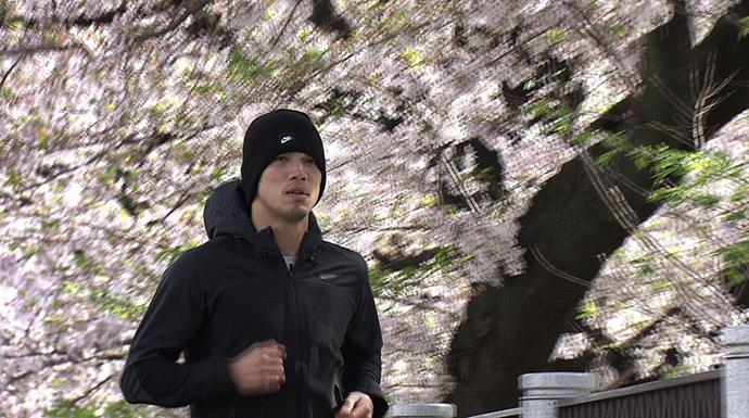 ストイックな村田諒太。趣味はボクシング観戦というほどのボクシングマニアで、妻と長男・長女の4人家族。現在31歳