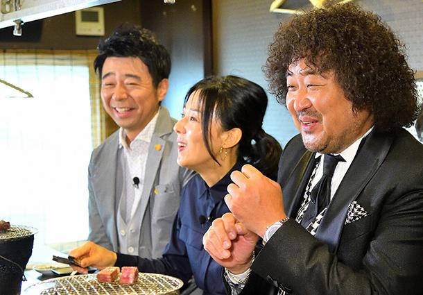 選ばれたうちの1軒は、葉加瀬太郎もプライベートでひとり焼肉する大阪・北新地の名店。葉加瀬の肉好き過ぎるコメントに井森美幸「業者ですか!?」
