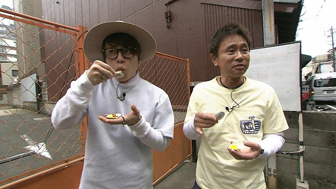 見た目はハマグリそのもの。実は、地元の京都人に欠かせない夏の和菓子(毎日放送『ごぶごぶ』)