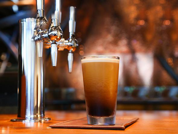 「スターバックス ナイトロ コールドブリュー コーヒー」はショート518円、トール562円