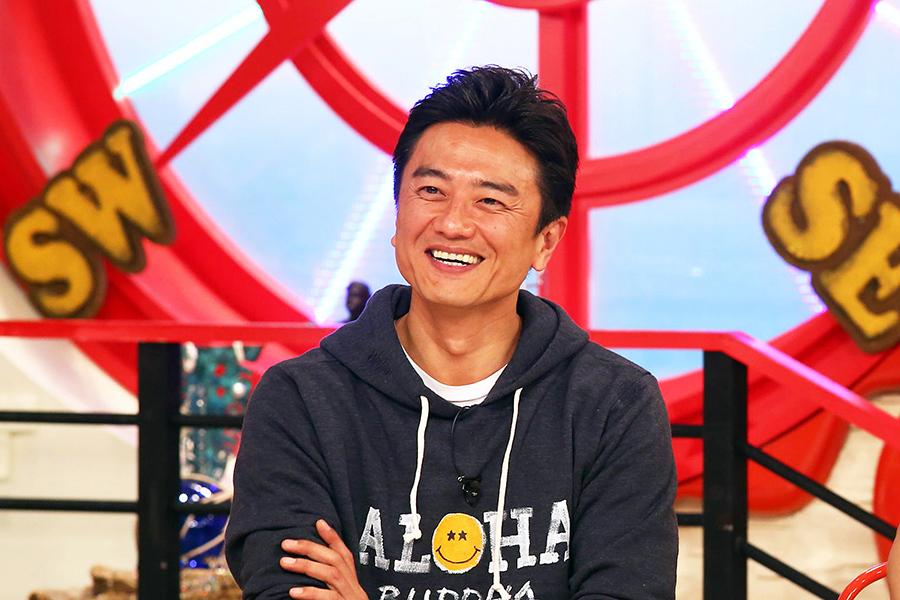 年末特番で全裸にお盆の「丸腰デカ」を披露し、師走の日本に衝撃を与えた俳優・原田龍二