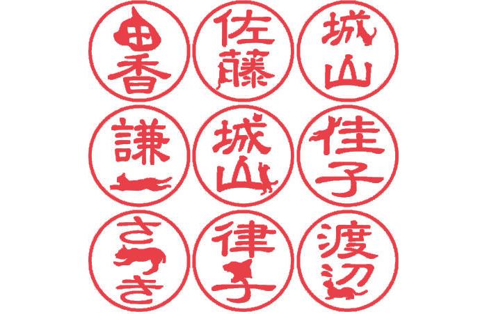 大人気だった、日本初の印鑑「ねこのはんこ・ニャン鑑」