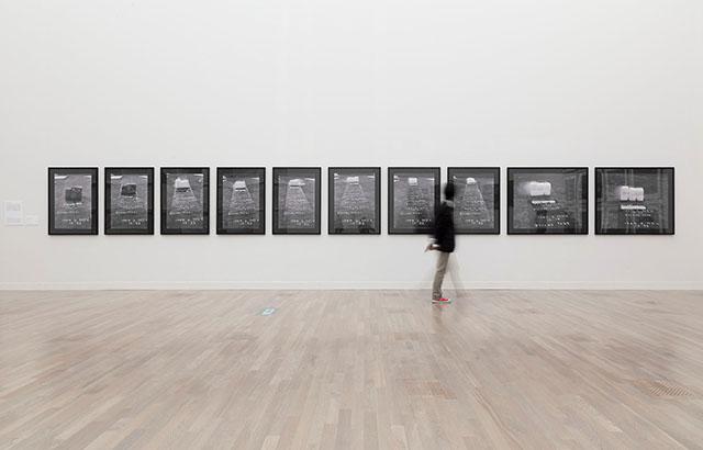 野村仁《Dryice: 1969》1969 高松市美術館蔵 ※参考作品(撮影:豊永政史)