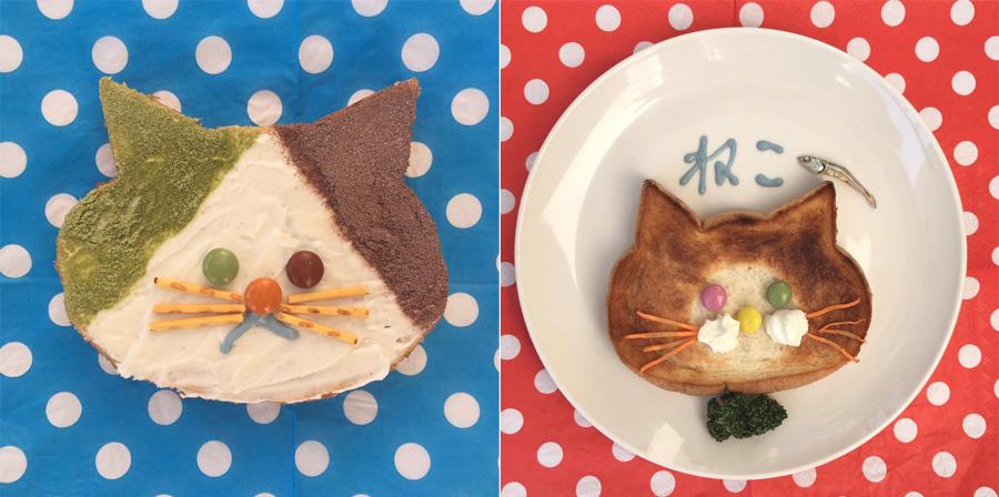 SNSで話題の「トーストアート」との相性も抜群! 写真/パンと編集