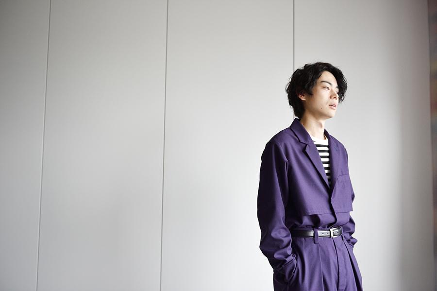映画『帝一の國』で主人公・赤場帝一を演じた菅田将暉