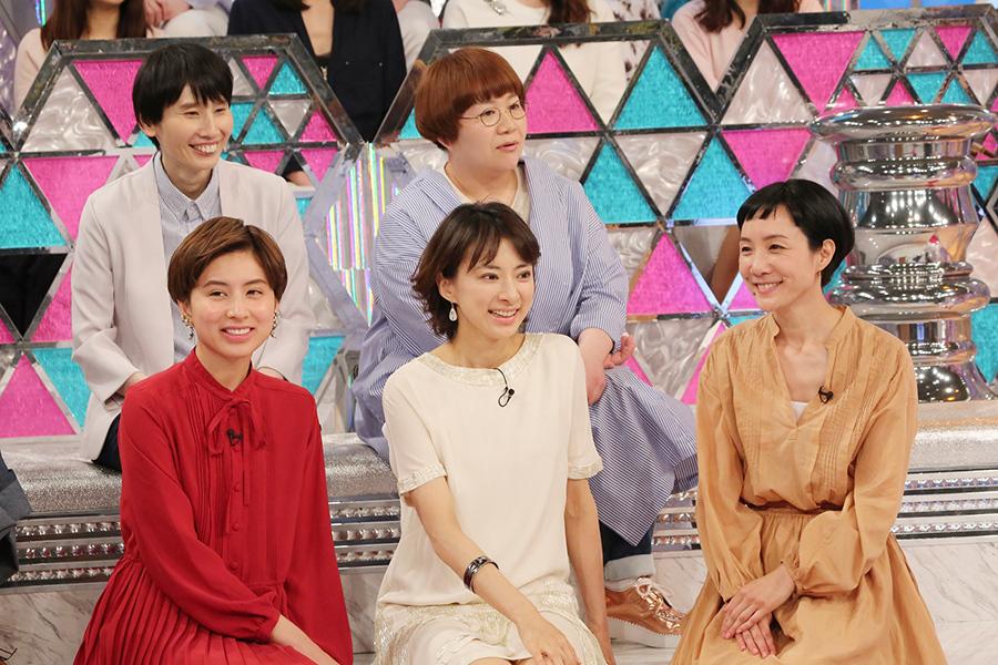 奥深い「和の趣味」について語ったラブリ、梅宮万紗子、はな(左より)