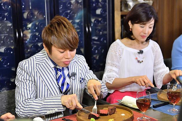 魔法のレストランメンバーに「肉変態」と呼ばれるほど、肉を愛してやまないV6長野博が、北新地のステーキ店を紹介