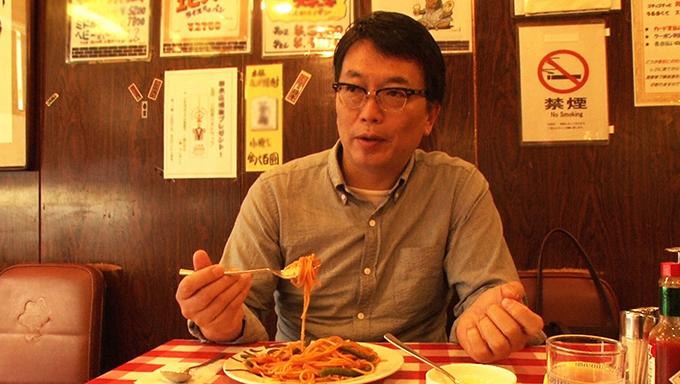 植野広生さんは1962年生まれ、栃木県出身。新聞記者や、経済誌の編集などを経て、2001年「dancyu」を発行するプレジデント社に入社、今年4月に編集長に就任。趣味は料理と音楽