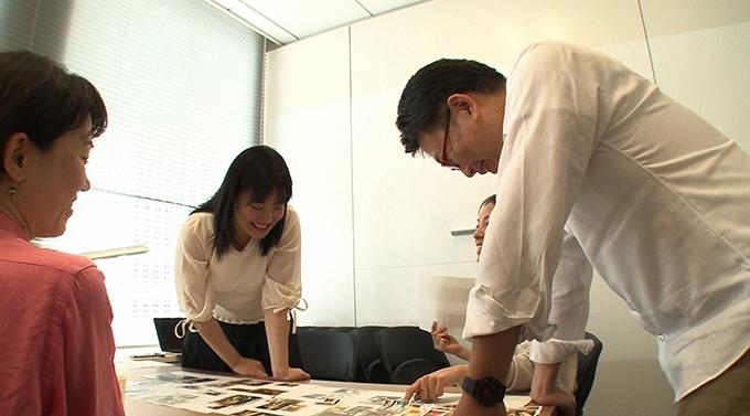人気雑誌「dancyu」新編集長に密着。編集作業も佳境に入り・・・