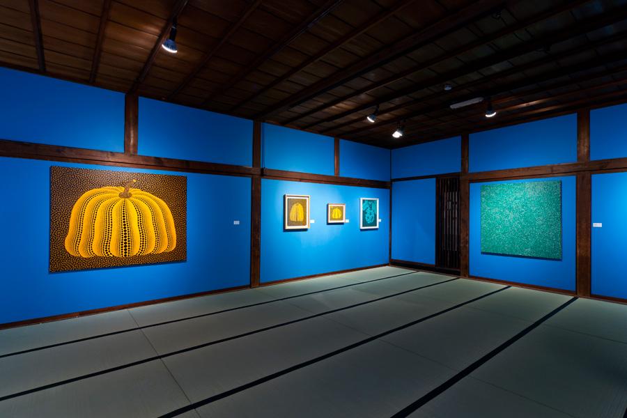 第2展示室には「かぼちゃ」も展示
