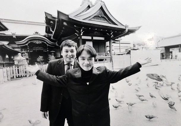中川家 大阪天満宮 1997年3月