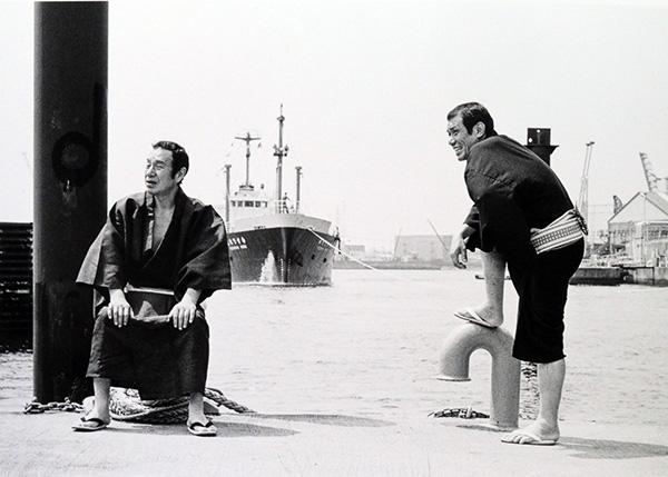 チャンバラトリオ 千本松渡船場 1994年10月