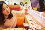 話題のかっぱ寿司「食べ放題」に潜入