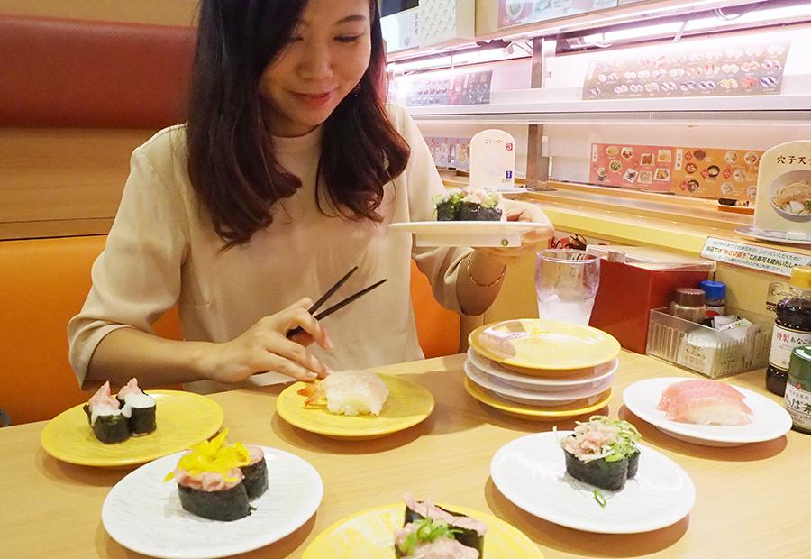 今話題のかっぱ寿司「食べ放題」に潜入