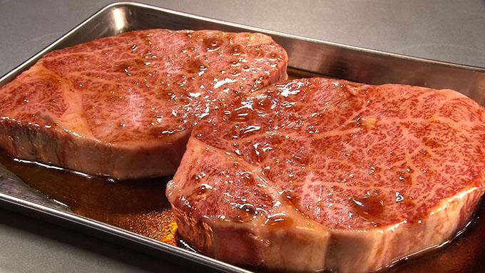 牛肉の希少部位・シャトーブリアンを衝撃価格で提供する焼肉店は、V6長野博が案内
